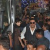 Boman Irani arrives at a Theatre to Meet Fans