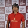 Milind Soman poses for the media at the 'Mantastic Event' by Old Spice