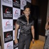 Terence Lewis poses for the media at WLC College India Show