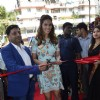 Esha Gupta inaugurates Bata Showroom at Bandra