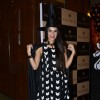 Tara Sharma poses for the media at Palladium Halloween Bash