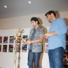 Aditya Roy Kapur lights the lamp at the inauguration of Cerafest
