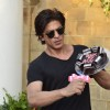 King Khan Celebrates his Birthday with Media