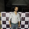 Aamir Ali poses for the media at Shashi Sumeet Production Bash