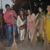 Vivek Oberoi at CPAA Cleanliness Drive