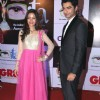 Harshad Arora and Preetika Rao at ITA Awards Red Carpet 2014