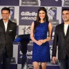 Celebs at a Promotional Event of Gillette
