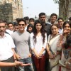 Kunwar Amarjeet Singh At We Care For Hinduja College