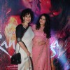 Manisha Koirala poses with Nandana Sen at the Premier of Rang Rasiya