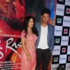 Randeep Hooda and Nandana Sen pose for the media at the Premier of Rang Rasiya
