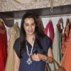 Mana Shetty poses for the camera at Malaga Bespoke Store Launch
