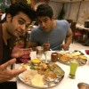 Siddharth Shukla with Manish Paul