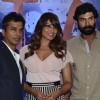 Celebs pose for the media at the Launch of Vikram Phadnis's New Film 'Nia'