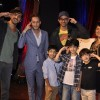 Hrithik Roshan and Zayed Khan with their Kids at Raell Padamsee's Show
