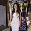 Tanishaa Mukerji poses for the media at Raell Padamsee's Show