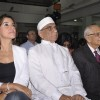 Perizaad Zorabian was snapped at the Launch of Jiyo Parsi Campaign