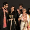 Bachchan Family snapped at Kolkatta Film Festival