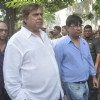 Celebs snapped at Ravi Chopra's Funeral
