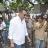 Boman Irani reached Ravi Chopra's Funeral to pay respect to the departed soul