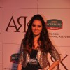 Shraddha Kapoor poses for the media at Ark Lounge Launch