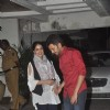 Riteish Deshmukh along with Genelia was snapped at Sonali Bendre's Marriage Anniversary