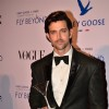 Hrithik Roshan was seen at the Grey Goose India Fly Beyond Awards