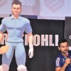 Virat Kohli speaks at the Launch of his 3D Animated Character