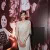 Sonam Kapoor poses for the media at Anamika Khanna's Bvlgari Show