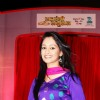 Mugdha Chaphekar poses for the media at the Launch of Satrangi Sasural