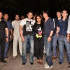 Shahrukh & Salman Khan Snapped Outside Salman's House