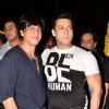 Shahrukh & Salman Khan Snapped Together