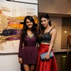 Shakti Mohan & Mouni Roy were at the Khushii Art Event