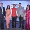 Richa Chadda and Boman Irani were snapped at Namaste America Event