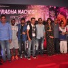 Celebs pose for the media at the Song Launch of Tevar