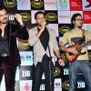 Singers perform at the Music Launch of Zid