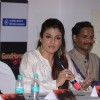 Raveena Tandon addressing the audience at Good Homes Event to Promote India Art Week