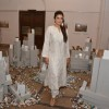 Raveena Tandon poses for the media at Good Homes Event to Promote India Art Week