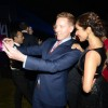 Sophie Choudry gets clicked in a selfie at the British Airways Bash