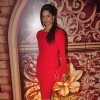 Shikha Singh poses for the media at Zee Rishtey Awards