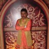Sudesh Berry poses for the media at Zee Rishtey Awards