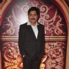 Yashpal Sharma poses for the media at Zee Rishtey Awards