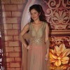 Ankita Lokhande poses for the media at Zee Rishtey Awards