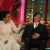 Kajol and Shah Rukh Khan share a laugh on Comedy Nights with Kapil