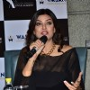 Sushmita Sen addressing the audience at Wasan Finishing School Launch