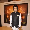 Pankaj Udhas poses for the media at Camel Colors Exhibition