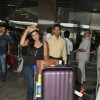Richa Chadda was snapped at Airport while returning from IFFI Goa