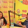 Ajay Devgn and Sonakshi Sinha Promote Action Jackson at Radio Mirchi