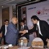 Mahesh Bhatt greeting a member at Japan Film Festival Meet