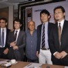 Mahesh Bhatt poses with members at Japan Film Festival Meet