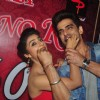 Neha Marda and Mohit Malik feed each other cake at the Success Bash of Doli Armaanon Ki